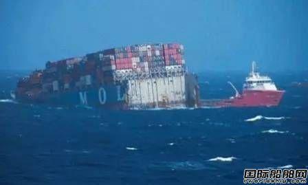 """MOL COMFORT""号断裂事故给中国造船业的反思"