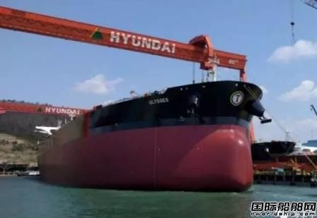 现代重工成为上半年造船市场最大赢家