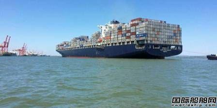 新巴拿马型集装箱船资产价值上升