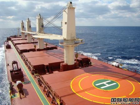 M-Maritime订造2艘灵便型散货船