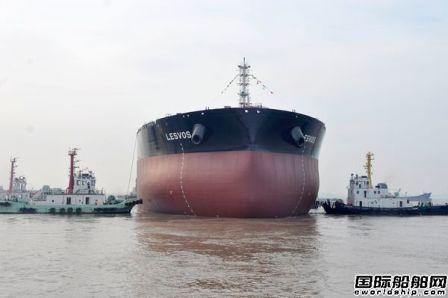 交银租赁在韩国船厂增订6艘成品油船