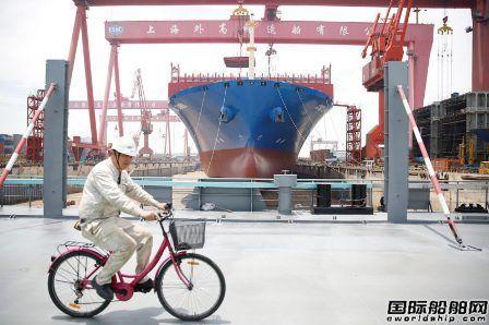 """中国船企进军邮轮市场""""吓坏""""欧洲同行"""