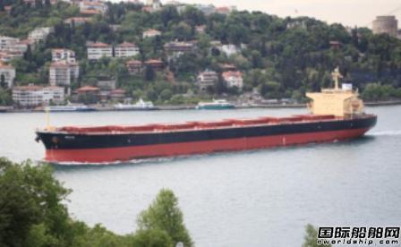 """Diana散货船""""Melite""""轮在印尼搁浅"""