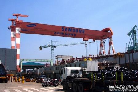 三星重工获2艘LNG动力穿梭油船