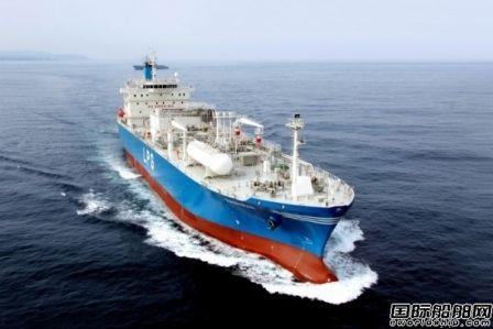 现代重工获6亿美元VLGC订单