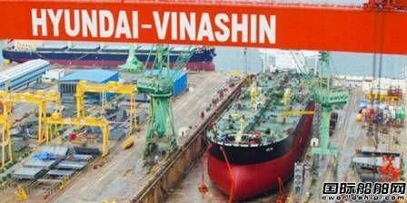 Hyundai Vinashin获4艘MR型成品油船订单