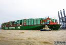 闲置集装箱船运力不到50万TEU