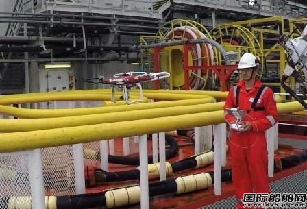 无人机检验!DNV GL首次在海工装置上实践