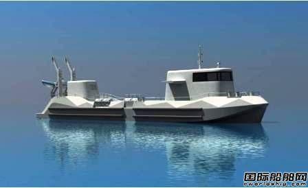 广船院新签半潜旅游观光客船设计合同