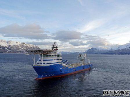 Kleven Verft转售一艘新建MPSV
