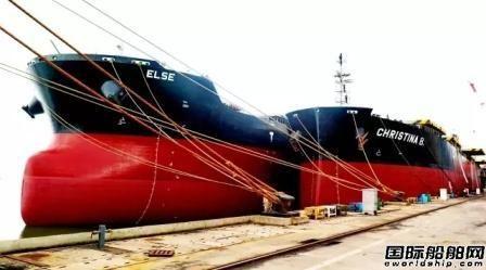 福建修船业上半年业绩创5年最佳