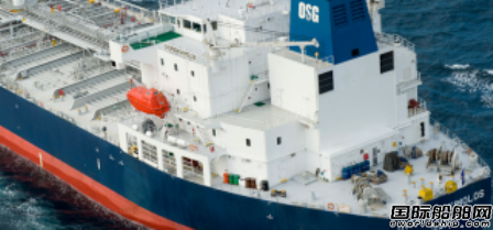 OSG受运价下跌影响第二季度收益下降