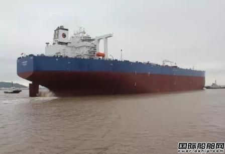 Gulf Marine抢购金海重工2艘VLCC