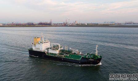 壳牌加强船舶LNG燃料加注服务能力