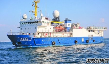 东方勘探一号船队摩洛哥海域抢修记