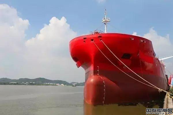 广船国际今年已交19艘船,都是哪些船
