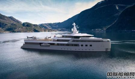 达门售出第2艘SeaXplorer豪华探险游艇