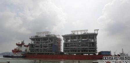 全球最大LNG项目核心模块装船起运北极