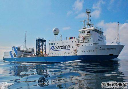 Boskalis收购英国海洋调查公司Gardline