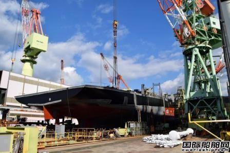 7月份日本船企新船订单量暴增227%