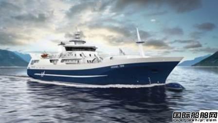 瓦锡兰获全球首艘混合动力渔业加工船打包合同