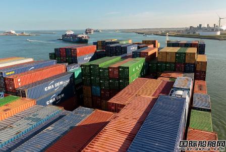 亚洲-非洲南部集运量出现显著增长