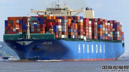贝莱德集团欲投资现代商船8.8亿美元
