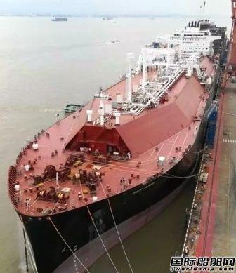 沪东中华LNG船建造迎来一波高潮