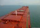 散货船手持订单量降至13年来最低