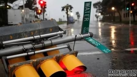 飓风哈维波及成品油船市场