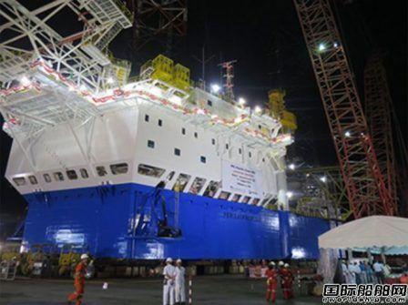 PPL船厂撤销2座自升式钻井平台订单