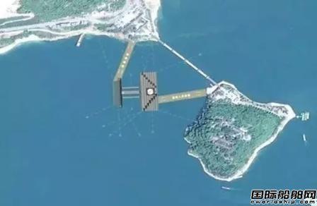 川东船舶重工中标演出浮台建造项目