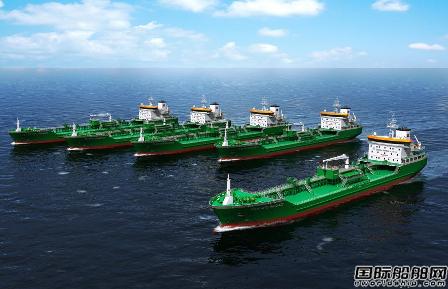 中航鼎衡获1艘成品油化学品船订单