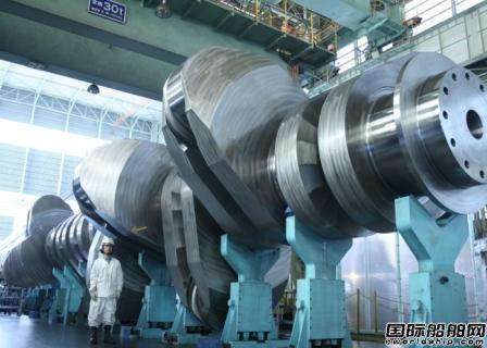 神户制钢曲轴建造技术获日本船级社认证