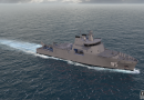 BMT推出VENARI-85反水雷舰概念设计