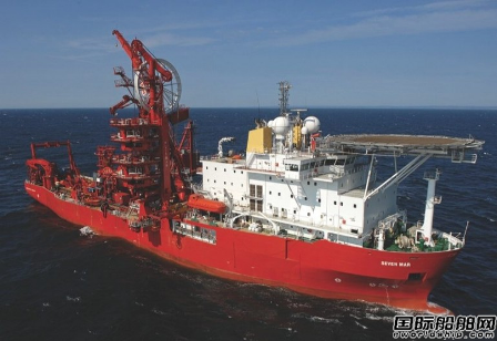 Subsea 7订造高规格铺管船