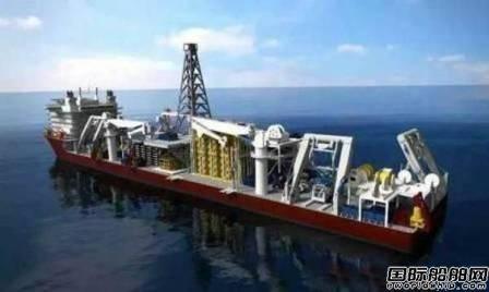 马尾造船承建全球首艘深海采矿船