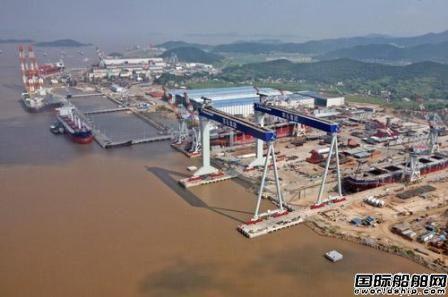 舟山常石造船获2艘Kamsarmax型散货船订单