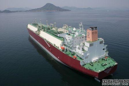 船东:LNG航运市场复苏有望