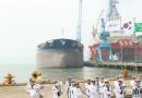 现代三湖重工交付1艘30万吨VLCC