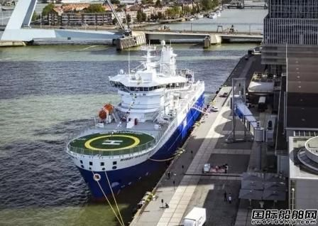达门一艘风电场服务供应船命名