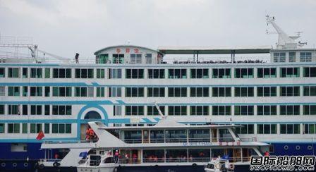 千岛湖游船触礁浓烟滚滚103人被困