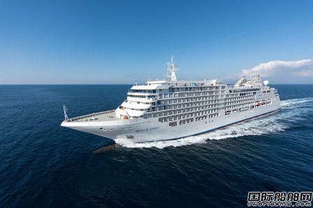 银海邮轮在Fincantieri订造一艘超豪华邮轮