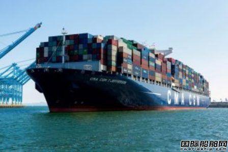 Alphaliner:无需担忧超大型箱船订单