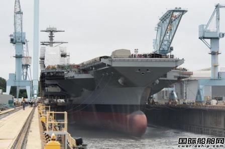 美官方报告:欲强海军请先翻修船厂