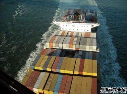 二手集装箱船交易量有望创新高