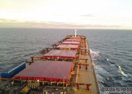 中国煤炭铁矿石进口推动散货船市场复苏
