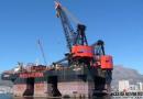 史上首艘半潜式起重船退役!