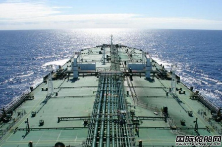 长锦商船收购一艘川崎汽船VLCC