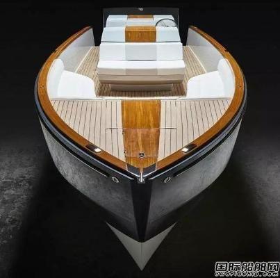 全球首艘采用3D打印技术全电动游艇问世